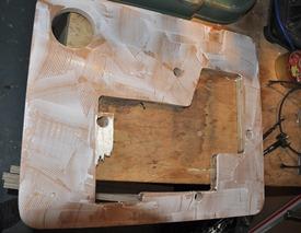 Lenco B51 houten plint-1-5