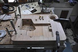 Lenco B51 houten plint-1-7