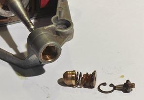 Lenco L75 motor revisie