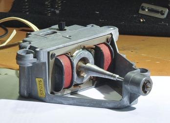 Lenco B51 motor