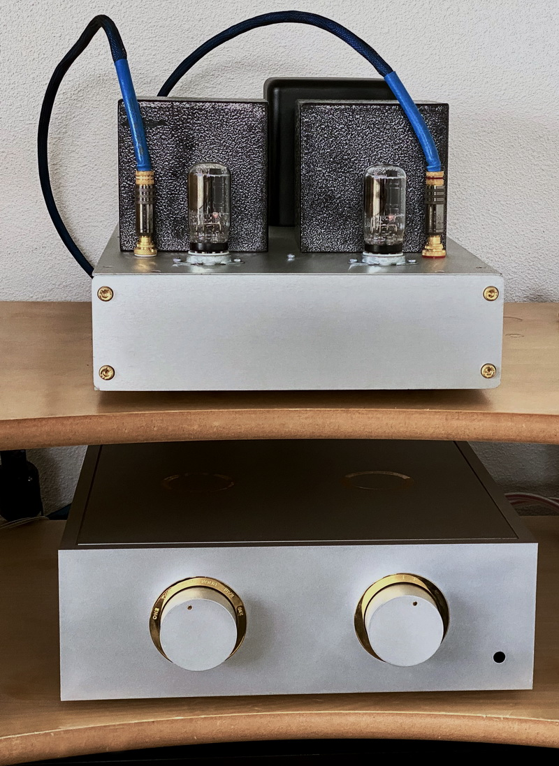 Little Blue Single Ended Triode