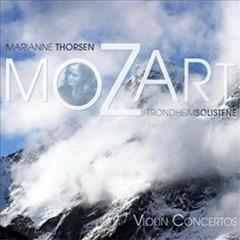 Marianne Thorsen, Trondheimer Solistene - Violin Concertos