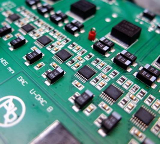 Metrum Acoustics Hex DAC chips