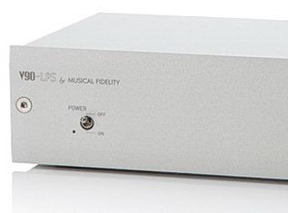 Musical Fidelity - V90-LPS voorkant detail