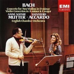 Mutter - Accardo - Bach Violin Concertos