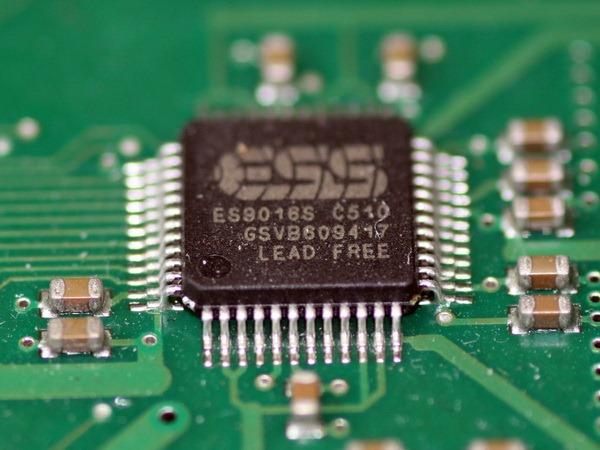 Mytek DSD DAC ESS Sabre chip