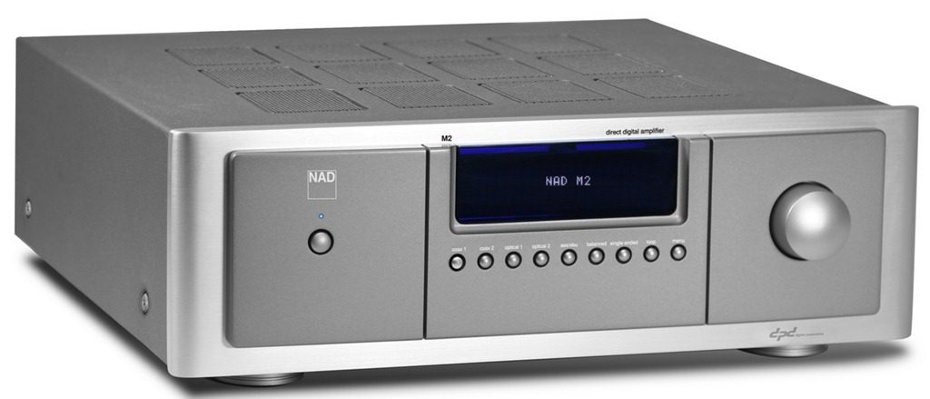 NAD M2 Direct Digital Geïntegreerde versterker