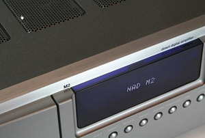 NAD M2 front