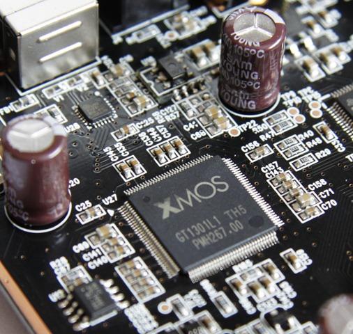 NF DAC - XMOS