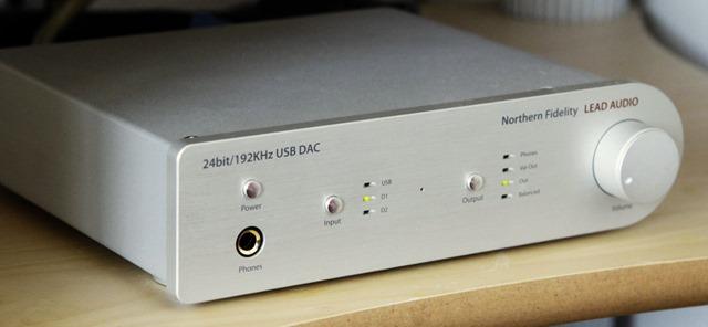 NF DAC - schuinvoor