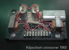 Oude Klipschorn crossover