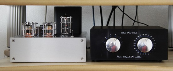 PhonoDude in audiorek