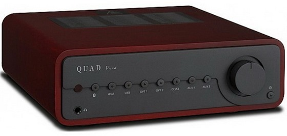 Quad Vena, Bluesound Node 2, Elipson Planet L