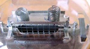 RCA 2A3 Single Plate filament
