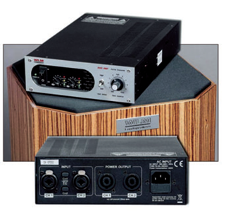 WLM Duo amplifier
