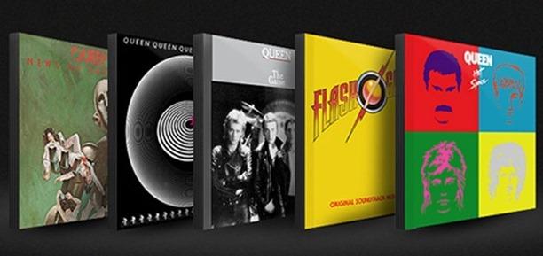 Queen remasters