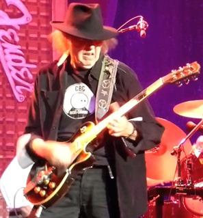 Neil Young 'Like A Hurricane'