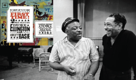 Duke Ellington & Count Basie: First Time