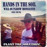 Neil Young Monsanto
