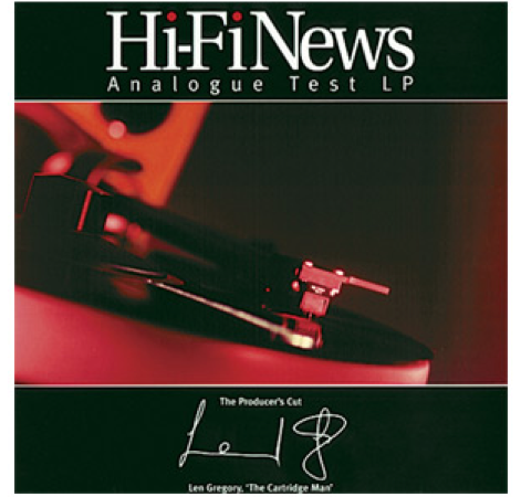 hifi news test lp