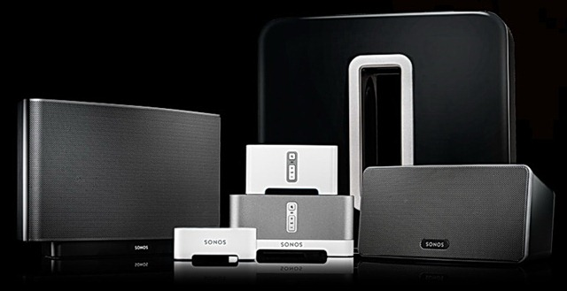 Sonos Play:3 audio systeem