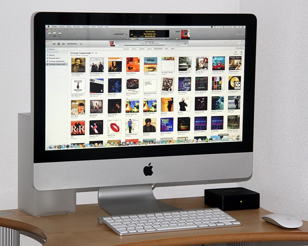 Stello U3 met iMac