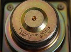Technics SB-F1 achterkant woofer