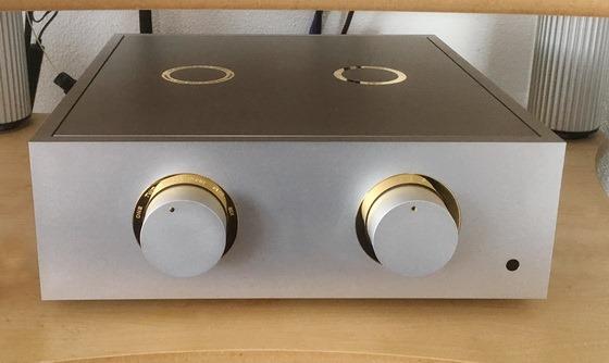 The Bespoke Audio Company in het audiorek
