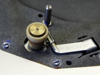Thorens TD-160 HAT Motorkit weer inbouwen (2)