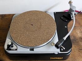 Thorens TD124-GrooveMaster-Ortofon SPU