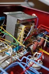 TubeGuru 6C33C SE Dual Mono interstagetrafo