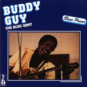 Buddy Guy, The Blues Giant