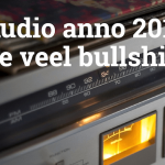 Audio anno 2019: te veel bullshit?
