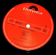 cure vinyl
