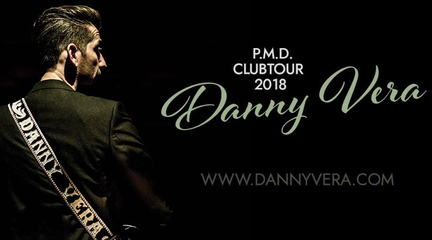 danny vera clubtour