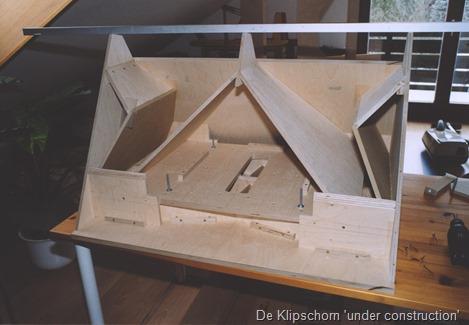 Klipshorn opbouw