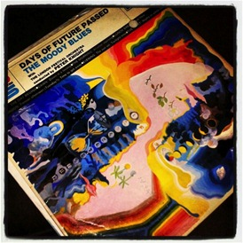 Moody Blues Days of a Future Passed
