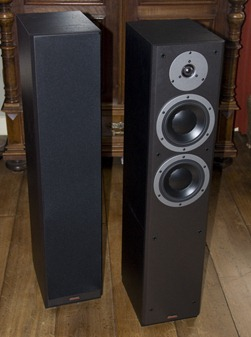 Dynaudio 3/7 front
