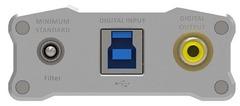 iFI nano DSD DAC - achterkant