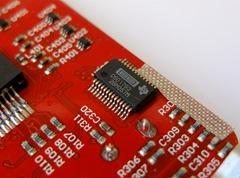 iFI nano DSD DAC - binnenkant BB1793 DAC