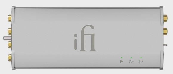 iFi Micro iPhono bovenaanzicht