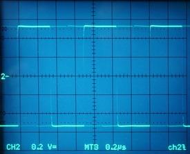iFi SPDIF purifier SPDIF signaal uit (2)