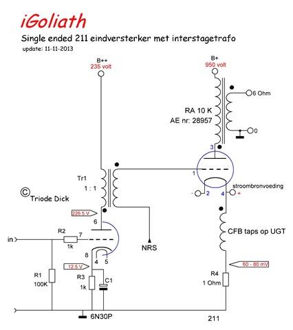 iGoliath 211 schema
