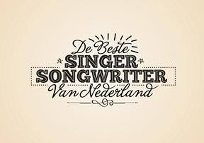 beste singer/song writer van nederland logo