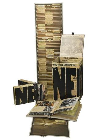 neil archives
