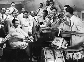 Duke Ellington & Count Basie