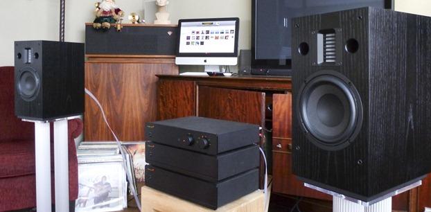 Heil AMT Aulos monitor luidspreker