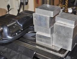 Aluminium blokken