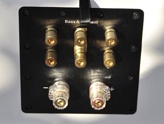 Teufel Ultima 800 MK2 bass control